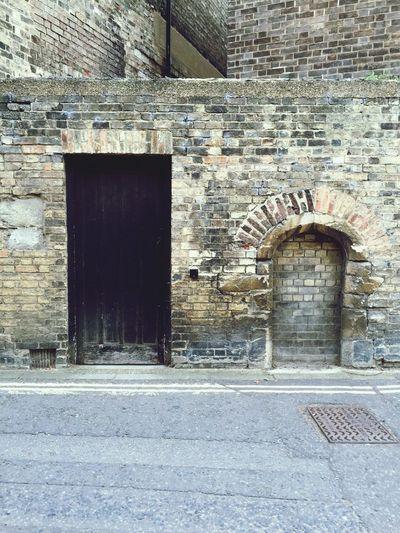 Architecture Building Exterior Brick Outdoors Cambridge Doorways of Cambridge