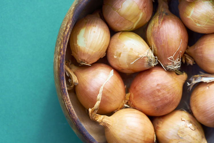 Abundance Close-up Container Directly Above Food Food And Drink Freshness Healthy Eating High Angle View Indoors  Large Group Of Objects No People Nut Nut - Food Onion Raw Food Still Life Table Vegetable Wellbeing