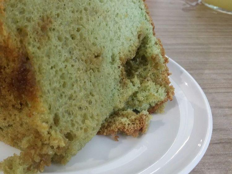 Pandan Gula Melaka Chiffon Cake Foodphotography Dessert Cheng's Singapore Food Tiong Bahru Singapore