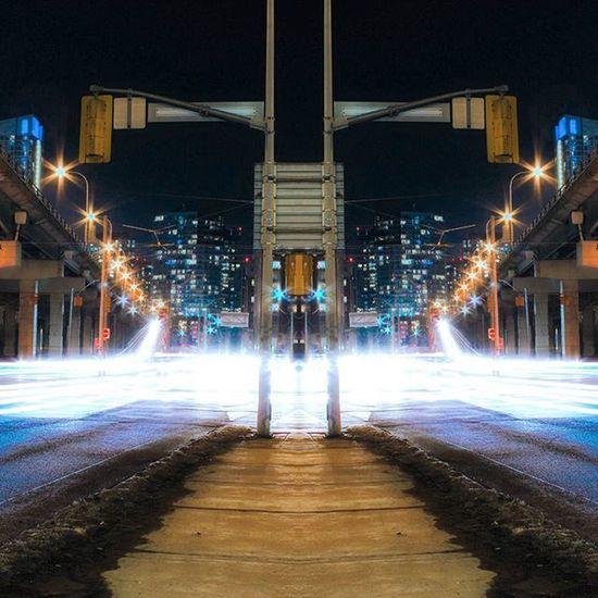 Toronto Spadina  Thegardner Expressway Hwy Longexposure Offramp Loveshooting Photography Photooftheday Photo Night Nightlife Nighyout Nightshot NightShots Mirror Mirrorimage @kidoctober @6ixwalks @moodygrams @torontoclx @meatlesskarma @reflectiongram @tkr_freelife17 @nightphotography @nightimages
