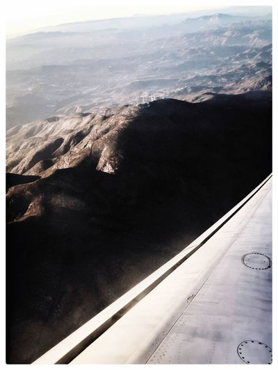 AirPlane ✈ Airplaneview Desert Desert Landscape Desert Mountains Southern California San Diego Ca Airplane Wing Airplane Landing Airplane Airplane Shot Airplane Window Airplane In The Sky Airplane View Mountains And Sky Daylight Sunlight ☀ Sunshine ☀ Wingview On The Way