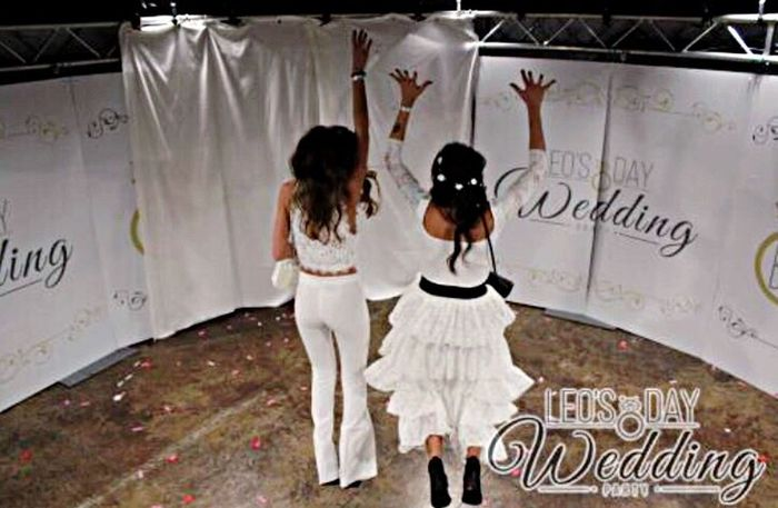 Leosday Weddingparty Milano Stopmotion 👰🏻❤️👰🏻