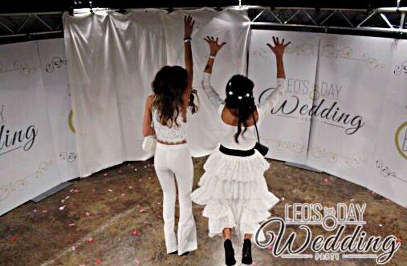Leosday Weddingparty Milano Stopmotion 👰🏻❤️👰🏻