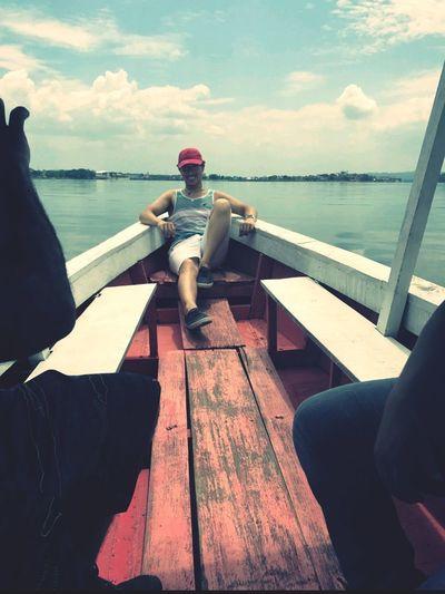 Boat Water Lake