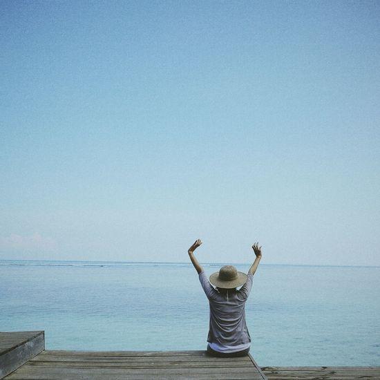 Lombok Island Landscape_Collection Landscape_photography Wonderful Indonesia EyeEm Indonesia Melancholic Landscapes Popular Photos Getting Inspired Beach Photography Sunset_collection
