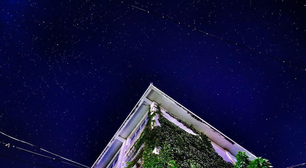 Star - Space Night Astronomy Low Angle View Constellation Space Galaxy Star Field Sky No People Milky Way Outdoors Nature EyeEmNewHere The Week On EyeEm