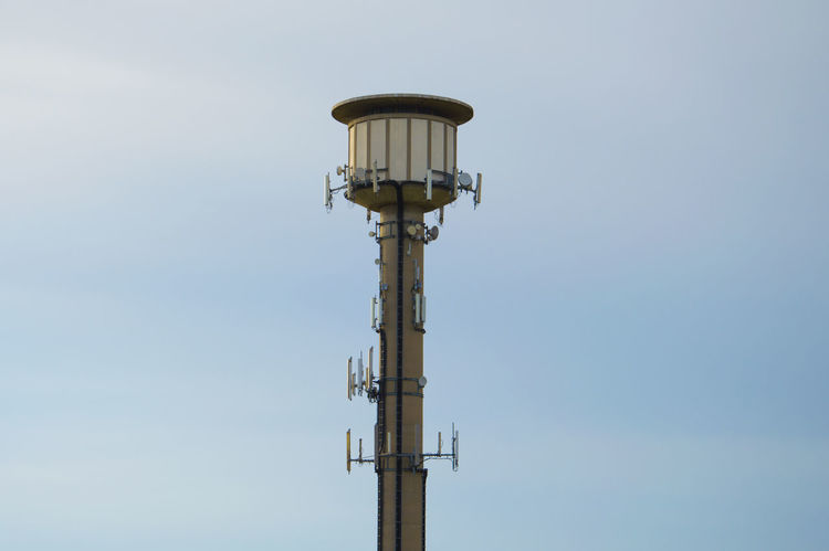 Antenna Architecture Broadcast Broadcasting Tower Communications Tower Day Low Angle View No People Outdoors Signal Sky Tower Wi-fi