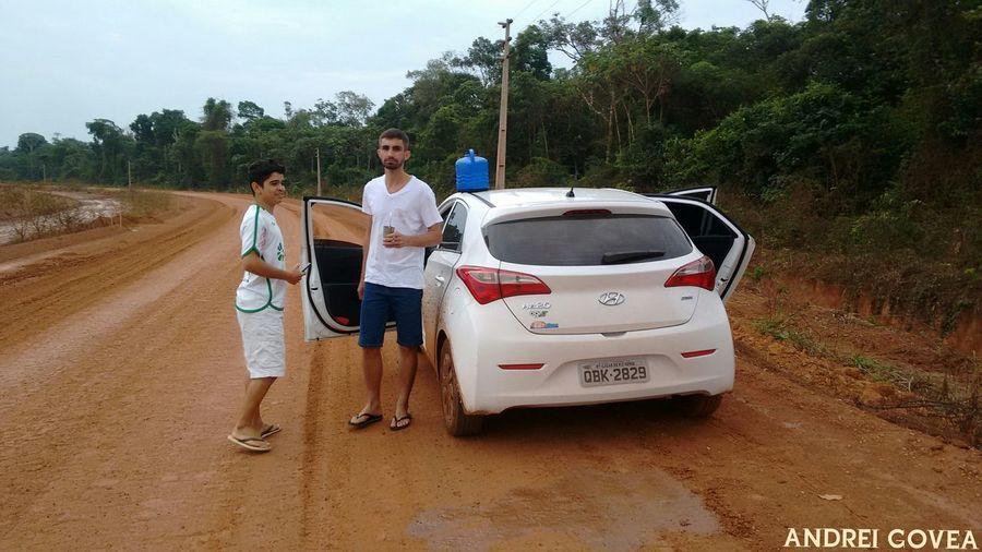 Série: Aventuras - de Lucas do Rio Verde a Juara - Hb20 Hyundai Estradas Na Estrada