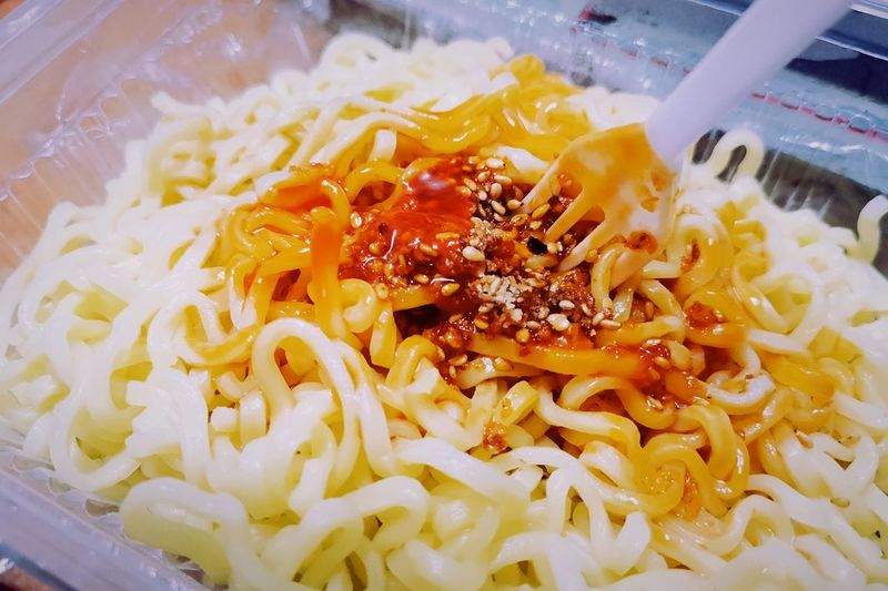 Dinner Noodles Dinner Italian Food Fried Rice Close-up Food And Drink Comfort Food Noodle Soup Noodles Bean Sprout Shredded Grated Glazed Food Tagliatelle Macaroni Pasta Spring Roll