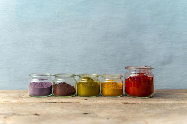 colors Jar