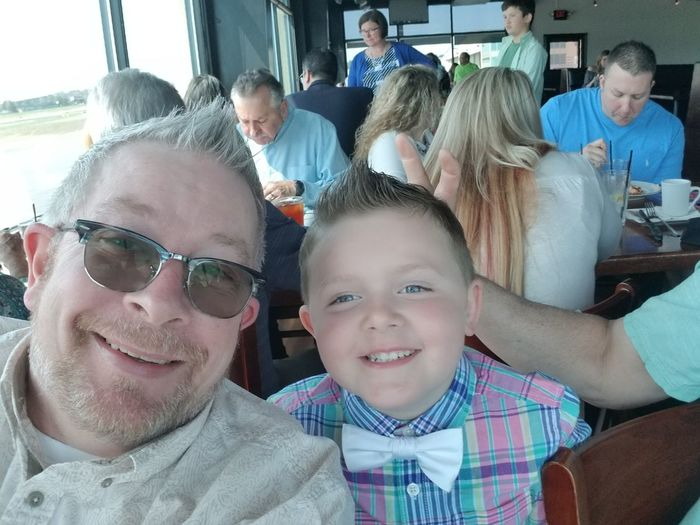 elevation chophouse and skybar Kennesaw, Ga Airport Elevationchophouseandskybar Portrait Child Men Smiling Togetherness Childhood Looking At Camera Happiness Boys