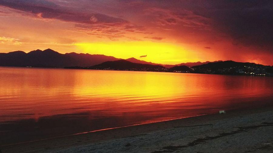 Sao Jose SC - Beira Mar Sunset