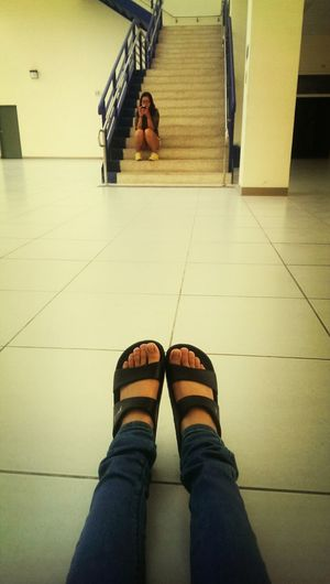New shoes????. Busy Day In Kinmen