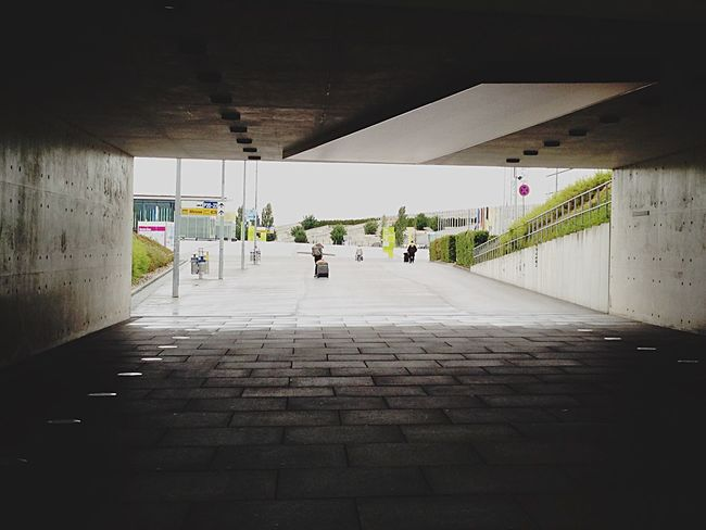 Tristesse Urban Geometry Urbanphotography Light And Shadow Tunnel Vision Tunnel View