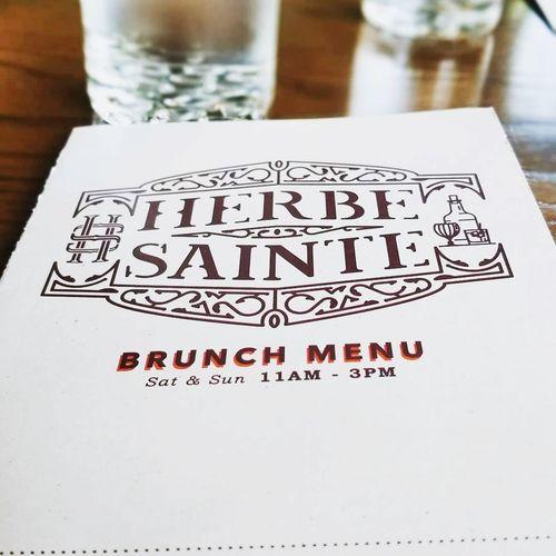 Herb Sainte Brunch Cajun Brunch