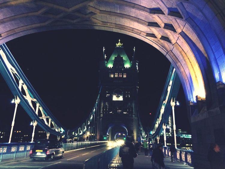 Streetphotography City London Tower Bridge