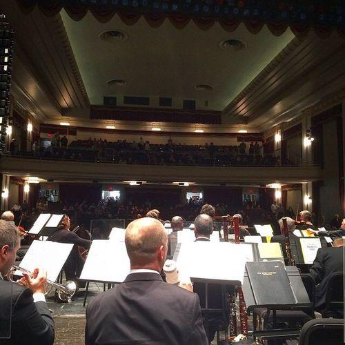 NJSO Concert Hall  Trumpets Morristown Nj