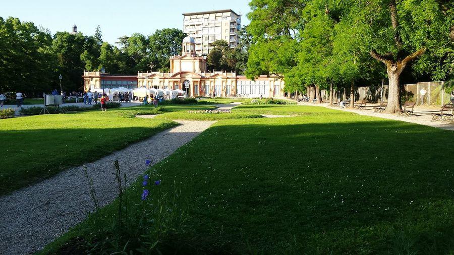 Expo2015 Expo@Modena Modenacentro Giardini Ducali Awesome! Enjoying The Sun