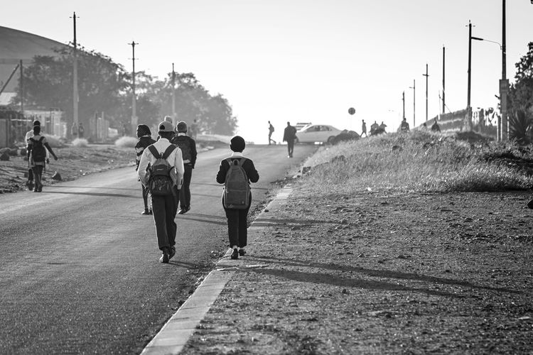 """""""morning vibes"""" Streetphotography Streetphoto_bw Blackandwhite Blackandwhite Photography Youth Youth Of Today This Week On Eyeem EyeEm Best Shots EyeEm EyeEm Selects EyeEm Gallery EyeEm Best Edits Eyeem Market EyeEm Magazine Art This Morning Men Full Length Walking Tree Politics And Government Sky The Photojournalist - 2019 EyeEm Awards The Traveler - 2019 EyeEm Awards The Street Photographer - 2019 EyeEm Awards The Great Outdoors - 2019 EyeEm Awards My Best Photo"""
