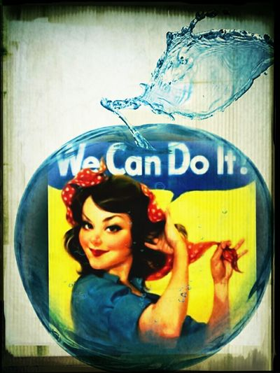 We Can Do It Reality Is The Only Word In The Language That Should Always Be Used In Quotes