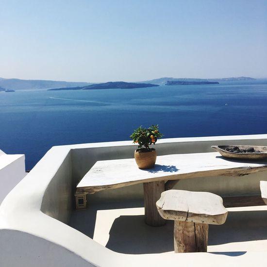 Santorini, Greece Let's Go. Together.