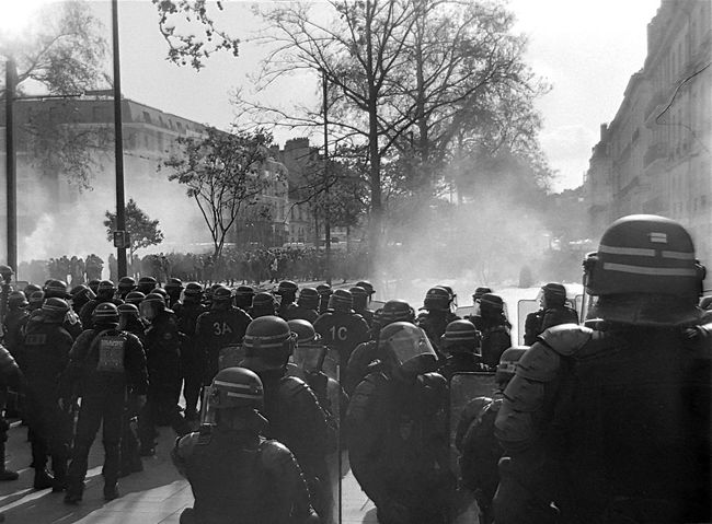 Teargas Crowd Crowdcontrol Frontline Government Riot First Eyeem Photo