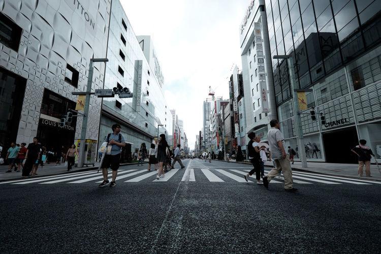 銀座/Ginza Cityscapes Fujifilm Fujifilm X-E2 Fujifilm_xseries Ginza Japan Japan Photography Tokyo 日本 東京 銀座