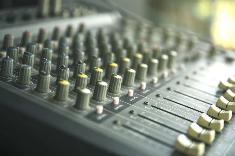 Audio Volume