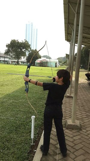 HAPA Kids Sk1NS Archery Backtotheroots