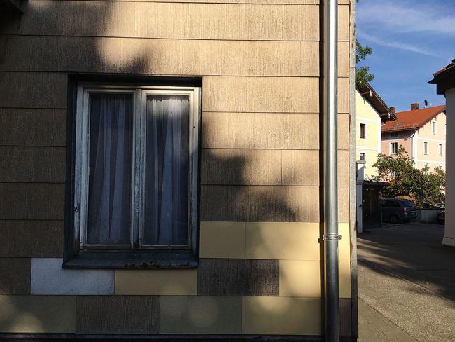 City Bavarian City Light And Shadow