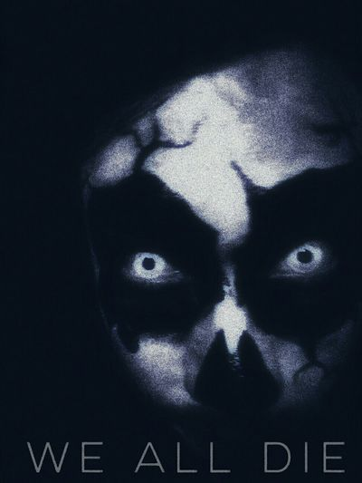 We All Die Halloween Horror Be Creative Mexico