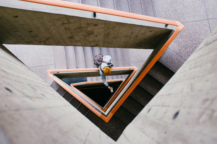 Architecture Fuji FUJIFILM X100S Geometry Staircase The Architect - 2016 EyeEm Awards Traveling