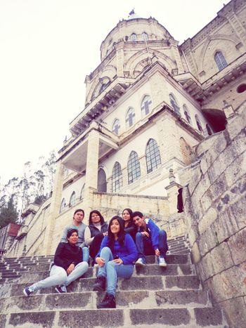 Traveling Church (: Friends Ecuador