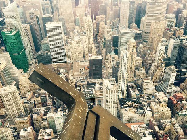 The City Light Go Higher Go Higher