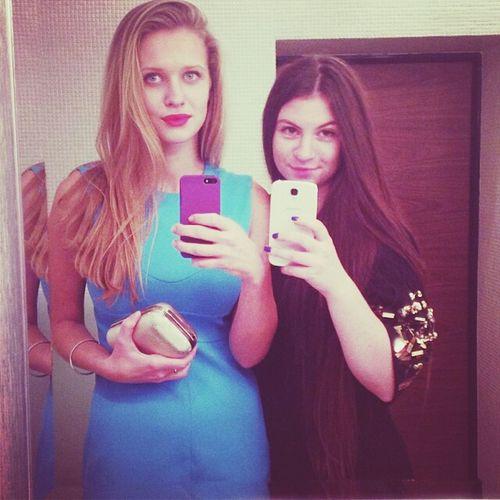 Look In The Mirror Disco Girls Mojito