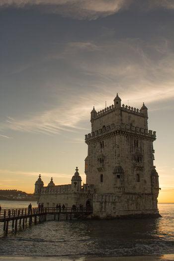 Lisbon - Portugal Lisbonlovers Torre De Belém Gotic Architecture Igrejacatolica Lisboa Lisbon Mosteiro Dos Jerónimos