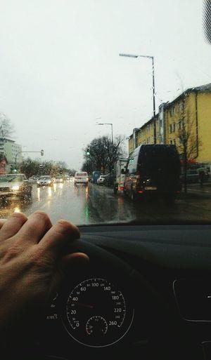 This Is Munich Winter Rain
