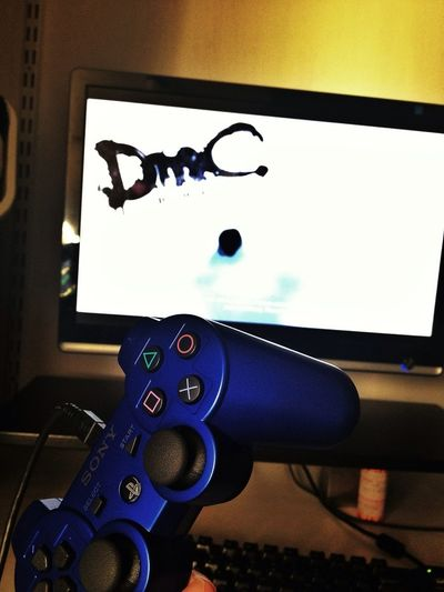 Gaming Ps3 Devil May Cry PC Gaming