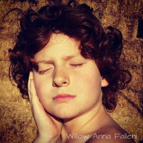 Portrait Portrait Photography Willow Anna Falleni Photography Arty Portrait Boy Redhead Repicturegrowth RePicture Growth