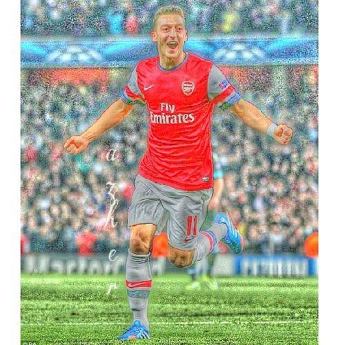 My Design Özil Arsenal respect photography