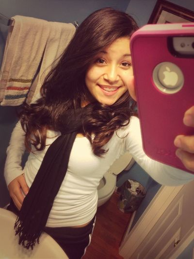 I Loved My Hair That Day