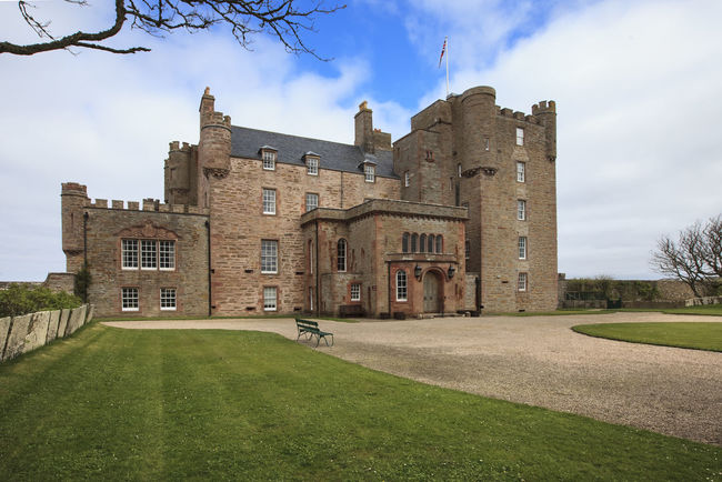 Castle of Mey - Queen Mother's home Architecture Building Exterior Built Structure Caithness Castle Castle Castle Of Mey Scotland Day Eye4photography  Garden Grass History Lawn Mey Mother's Home No People Outdoors Queen Residential Building Royalty Scotland Scottish Castle Scottish Highlands Sky Uk