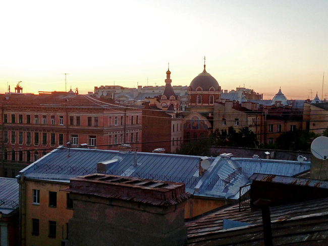 Architecture Dome Built Structure City Roof Travel Sunset Cityscape Cultures СЧАСТЬЕ Looking Down Roof Of House On The Roof Питер St.petersburg Санкт-Петербург Самый лучший город крыши Петербурга на крыше крыши Roof вид с крыши Lifestyles Beauty In Nature Urban Skyline