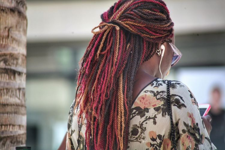 Red hair Red Hair African Beauty African Hairstyle Woman Streetphotography Mix Yourself A Good Time The Week On EyeEm Fashion Stories Colour Your Horizn Adventures In The City This Is Natural Beauty The Modern Professional International Women's Day 2019