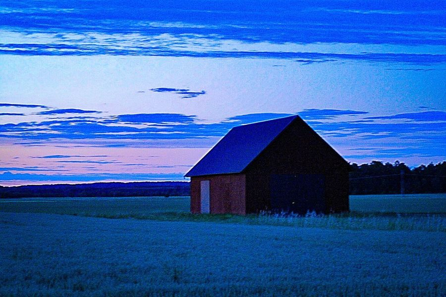 farm Sweden The True Story EyeEmNewHere Beach Water Blue Architecture Building Exterior Built Structure Sky
