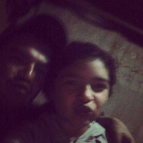 Trompashh @Papi & Yo :3
