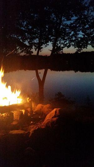 Campfire Beauty