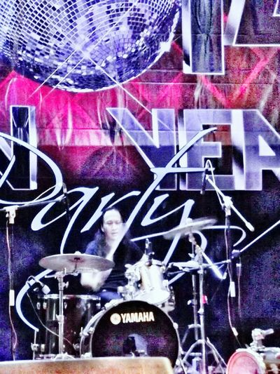 Drumming BEATS Showtime Band Groove Rock'n'Roll