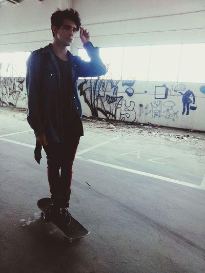 Skate Street Fashion That's Me Enjoying Life