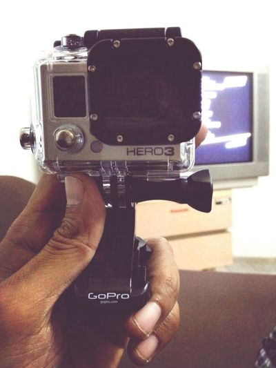 hello world ?????? Selfreward Gopro Gopro Hero3 Blackedtion3 behero #kualalumpur